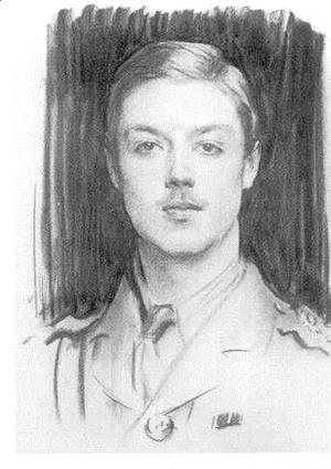 Sargent - Portrait of Albert Spencer, 7th Earl Spencer