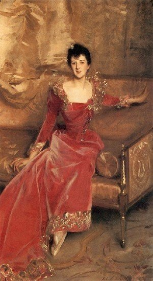 Sargent - Mrs  Hugh Hammersley