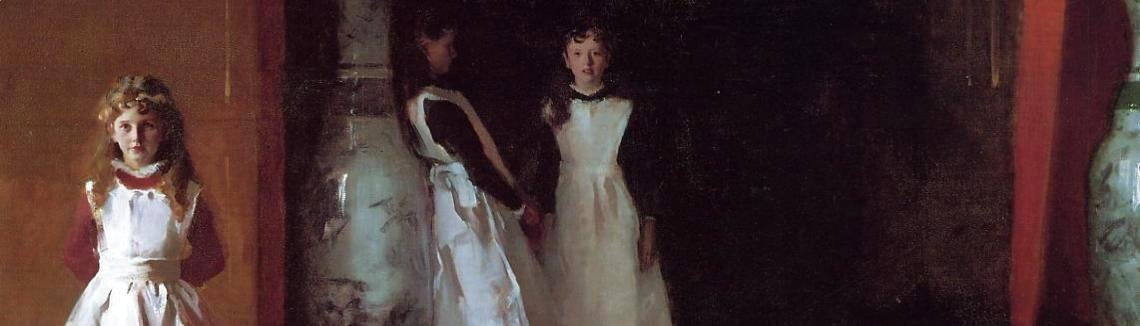 Sargent - The Daughters Of Edward Darley Boit