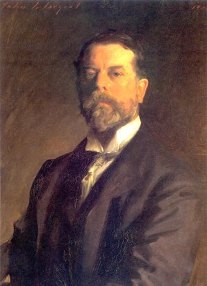 Sargent - Self Portrait