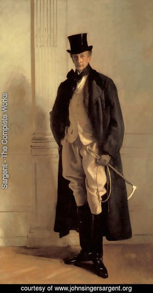 Sargent - Lord Ribblesdale