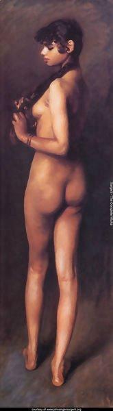 Sexy ebano gambe