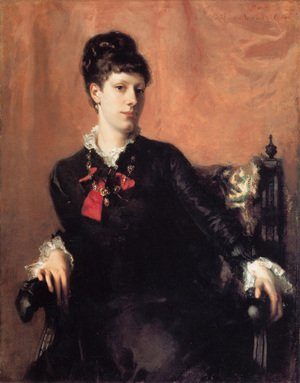 Sargent - Miss Frances Sherborne Ridley Watts