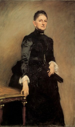 Sargent - Mrs Adrian Iselin