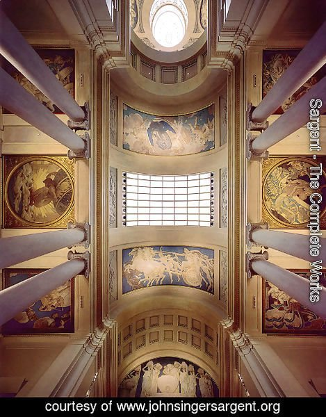 Sargent - Ceiling Mural
