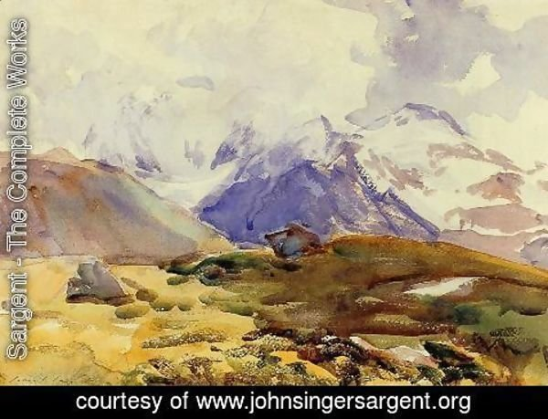 Sargent - The Simplon