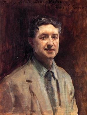 Portrait Of Daniel J  Nolan