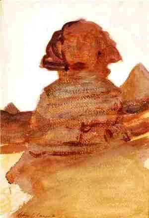 Sargent - The Sphinx