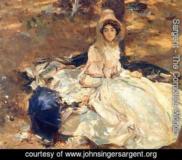 Sargent - The Pink Dress