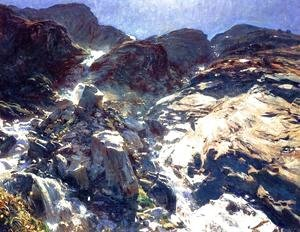 Sargent - Glacier Streams