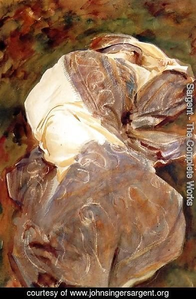 Sargent - Reclining Figure