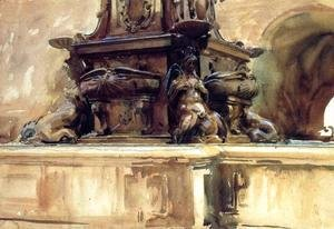 Sargent - Bologna Fountain