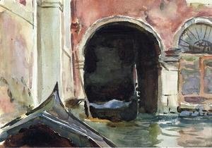 Sargent - Venetian Canal