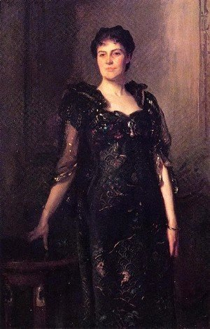 Sargent - Mrs  Charles F  St  Clair Anstruther Thompson  Nee Agnes