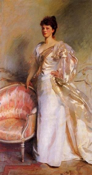 Sargent - Mrs George Swinton