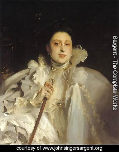 Sargent - Countess Laura Spinola Nunez Del Castillo