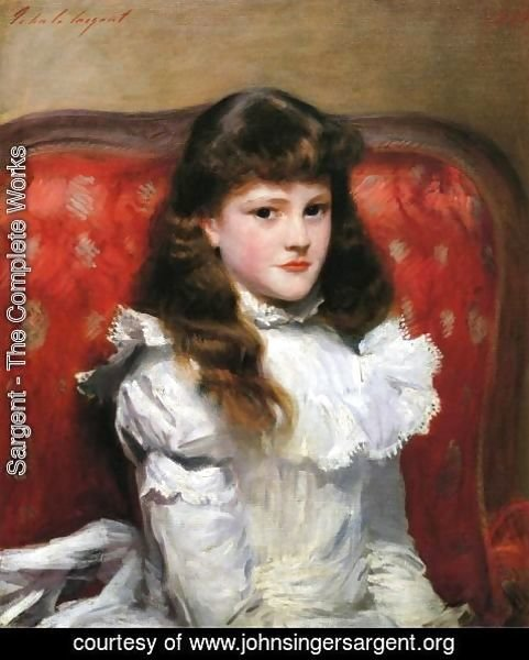 Sargent - Miss Cara Burch