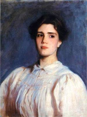Sargent - Portrait Of Sally Fairchild