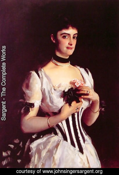 Sargent - Mrs  Winton Phipps