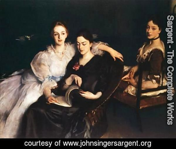 Sargent - The Misses Vickers