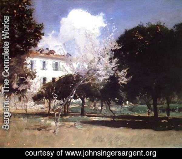 Sargent - House And Garden