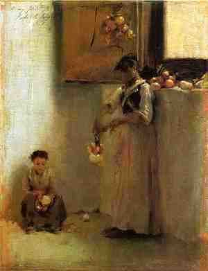 Sargent - Stringing Onions