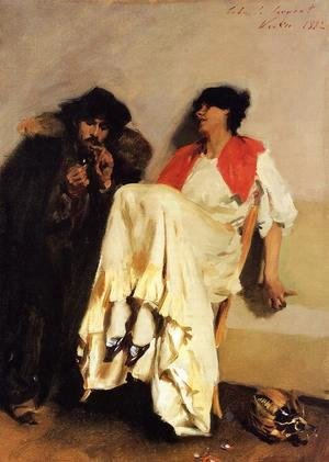 Sargent - The Sulphur Match