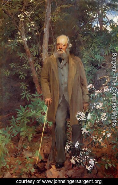 Sargent - Frederick Law Olmsted