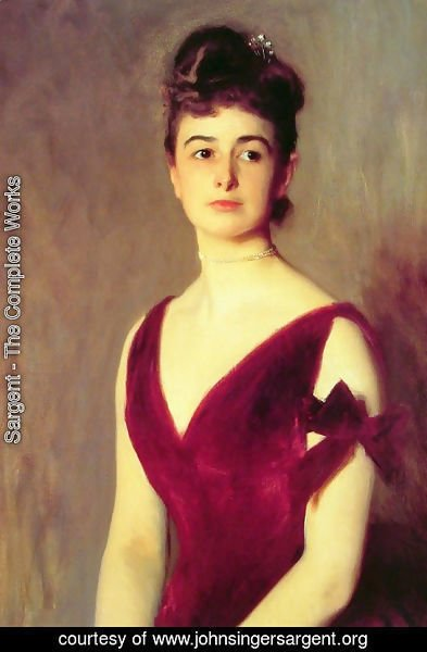 Sargent - Mrs Charles E  Inches