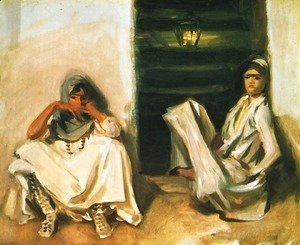 Sargent - Two Arab Women