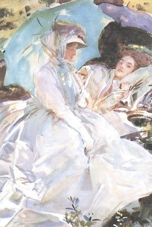 Sargent - Reading